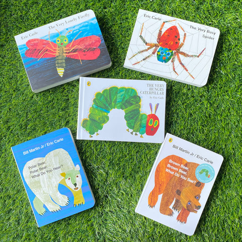 THE CLASSICS OF ERIC CARLE BUNDLE
