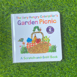 THE VERY HUNGRY CATERPILLAR'S GARDEN PICNIC: A SCRATCH-AND-SNIFF BOOK