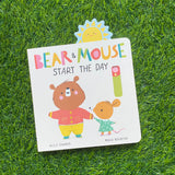 BEAR & MOUSE: START THE DAY