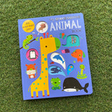 MY AWESOME ANIMAL BOOK