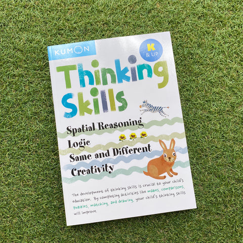 KUMON: THINKING SKILLS K & UP