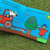 MAISY'S FARM: Complete with Durable Play Scene: A Fold-Out and Play Book