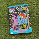 SCRATCH FANTASTIC: MY LITTLE PONY