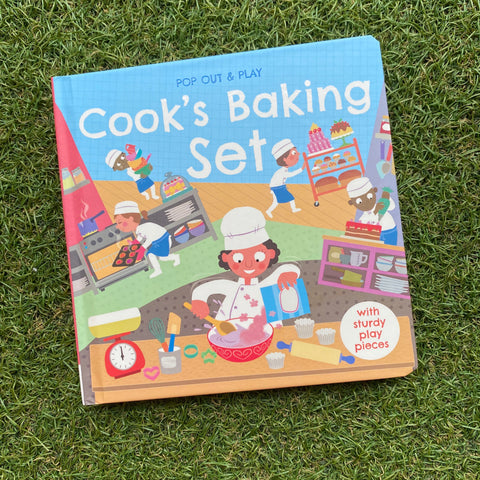 Pop out and Play: Cook's Baking set