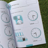 KUMON: MY BOOK OF EASY TELLING TIME