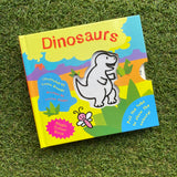 MAGIC COLOUR: DINOSAURS