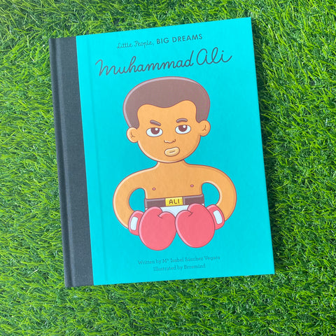 LITTLE PEOPLE, BIG DREAM: MUHAMMAD ALI