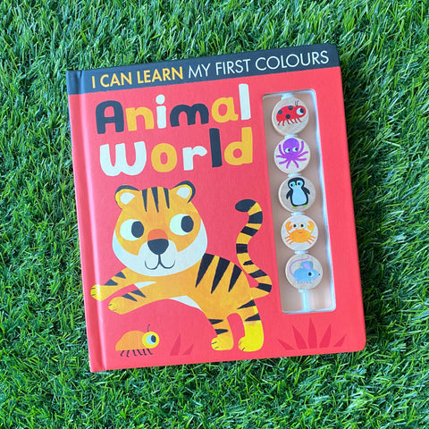 I CAN LEARN: ANIMAL WORLD