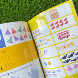 JUNIOR EXPLORERS: WRITE AND WIPE COUNTING BOOK