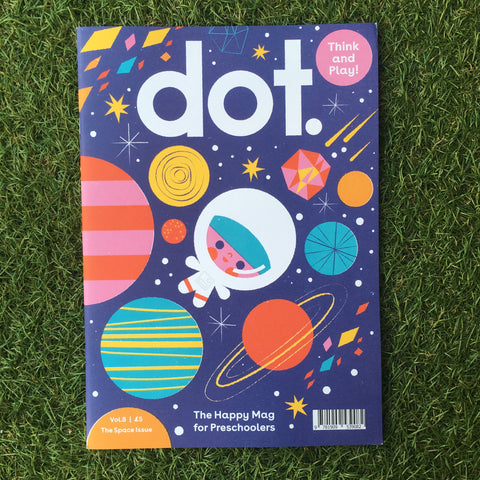 DOT MAGAZINE VOL. 8 - THE SPACE ISSUE