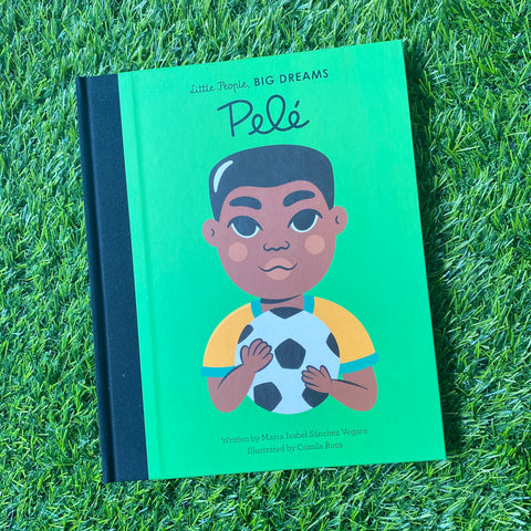 LITTLE PEOPLE, BIG DREAM: PELE