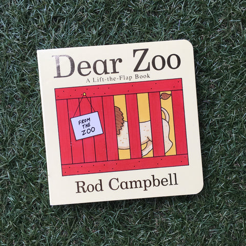 DEAR ZOO: A FLIP-THE-FLAP BOOK