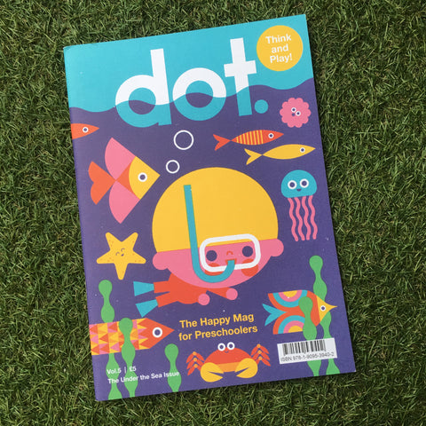 DOT MAGAZINE VOL. 5 - THE UNDER THE SEA ISSUE