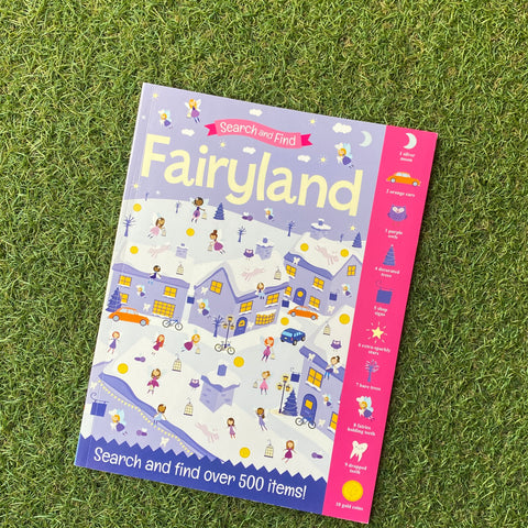 SEARCH AND FIND: FAIRYLAND