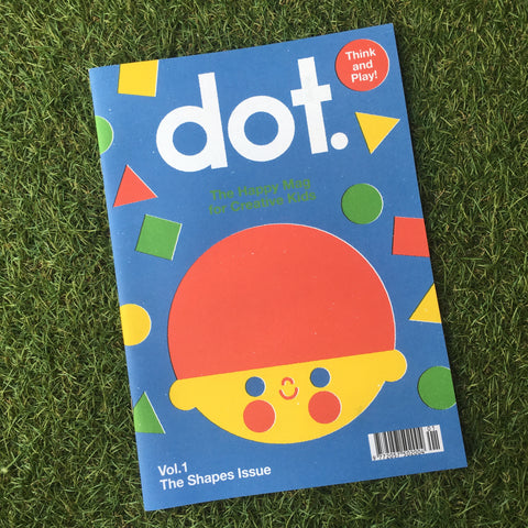 DOT MAGAZINE VOL. 1 - THE SHAPES ISSUE
