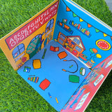 MAISY's PRESCHOOL: Complete with Durable Play Scene: A Fold-Out and Play Book