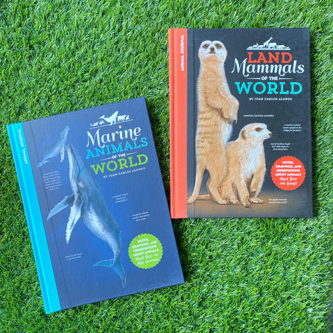 ANIMAL JOURNAL BUNDLE SET