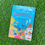 LITTLE TRANSFER BOOK: UNDER THE SEA