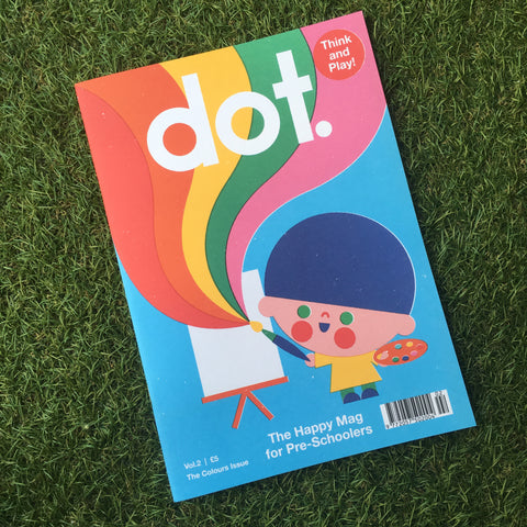 DOT MAGAZINE VOL. 2 - THE COLOURS ISSUE