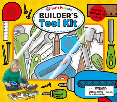 LET'S PRETEND: BUILDER'S TOOL KIT