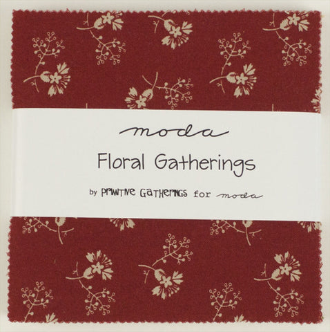 Floral Gatherings Charm Pack