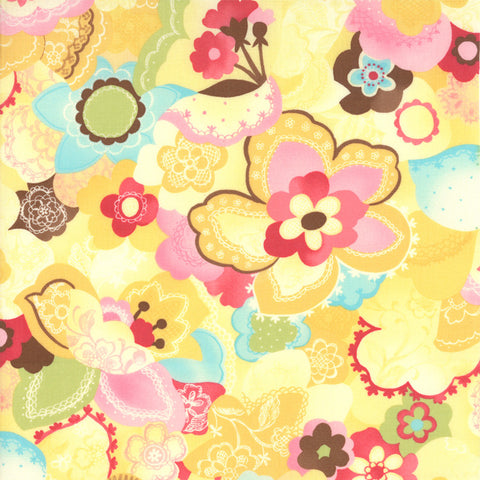 Pretty Flower Fabric