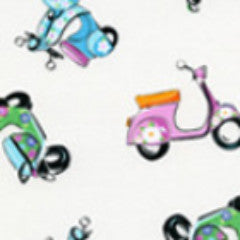 SALE! Moped Fabric