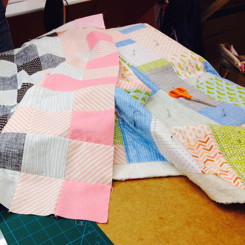 Sunday Quilting Social