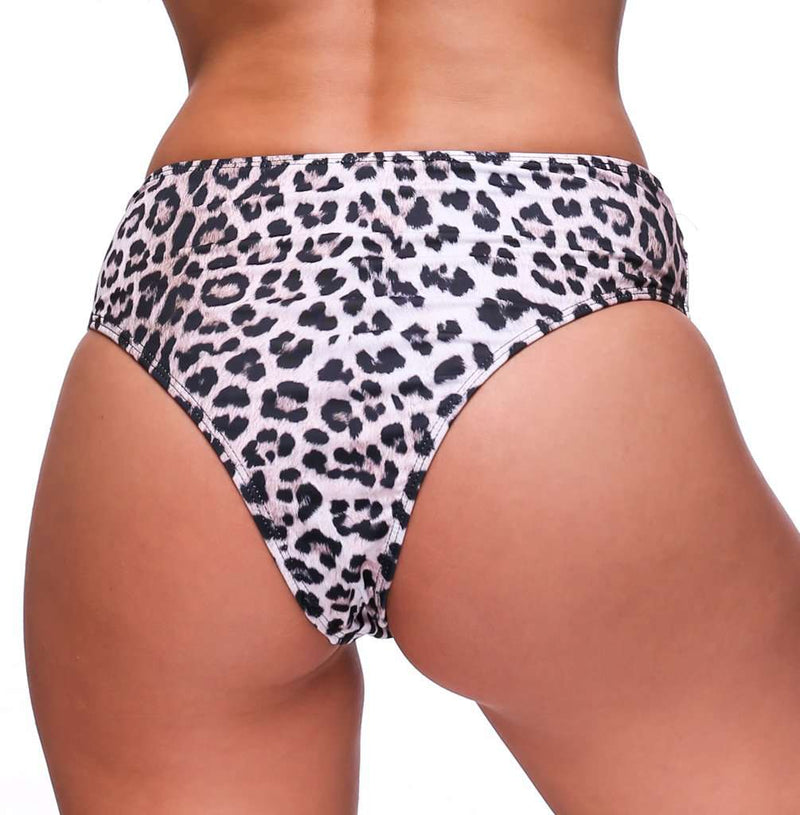 MALTA BOTTOMS / LEOPARD - Kindini