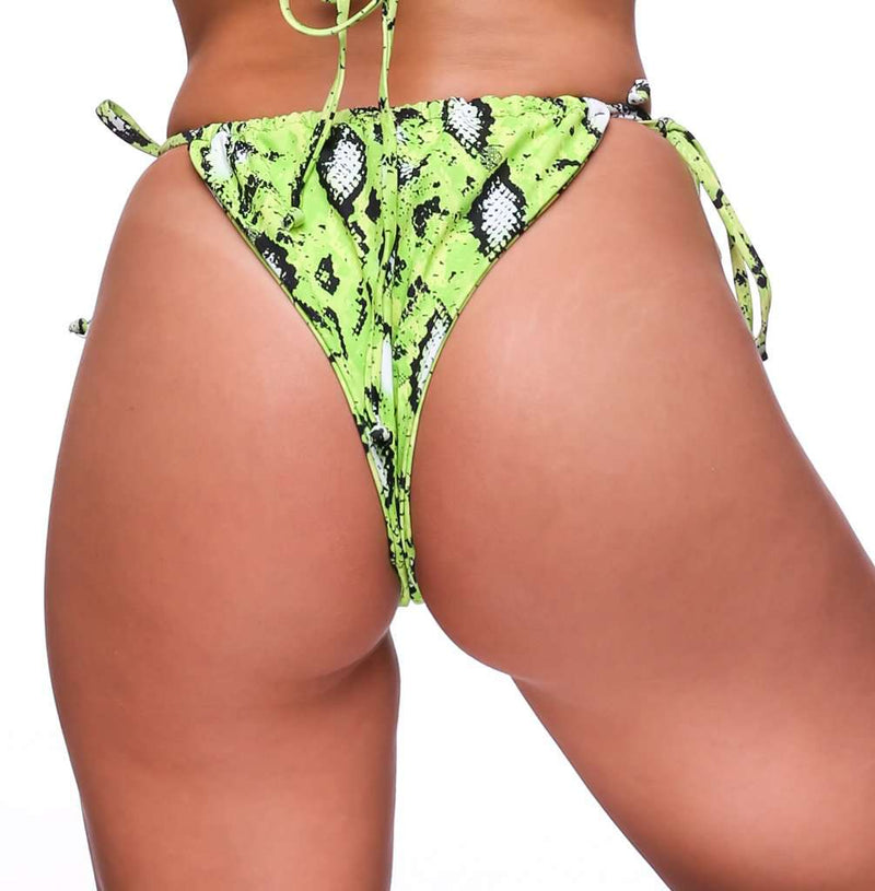 GALAPAGOS BOTTOMS / NEON GREEN - Kindini