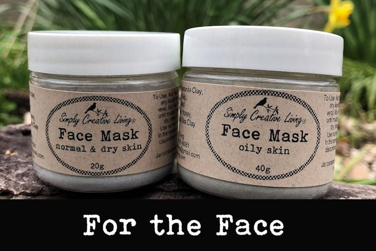 Natural Products for the Face