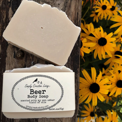Beer Hand & Body Soap