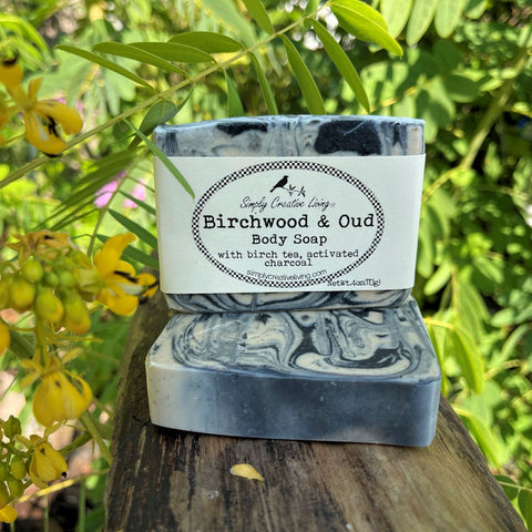 Birchwood & Oud Body Soap Bar