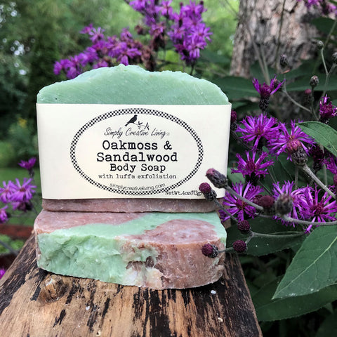 Oakmoss & Sandalwood Hand and Body Soap