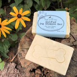 Sulfur Dog Shampoo Soap Bar - Vegan