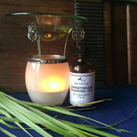 Sweetgrass Room Oil