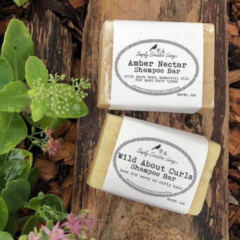 Natural Shampoo Bars