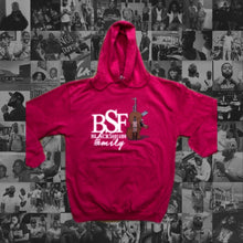 Load image into Gallery viewer, BSF PINK HOODIE