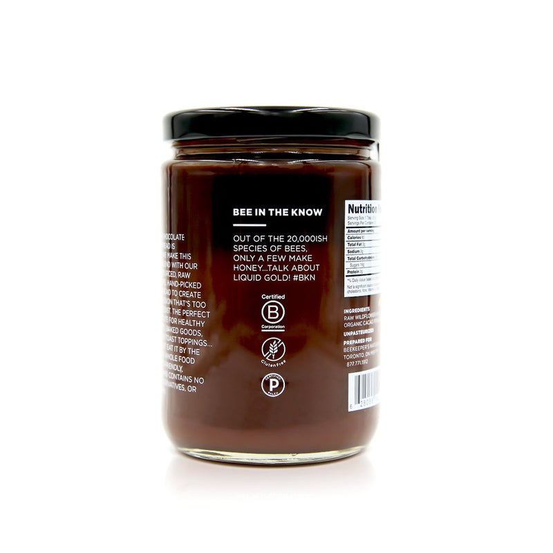 SUPERFOOD CACAO HONEY