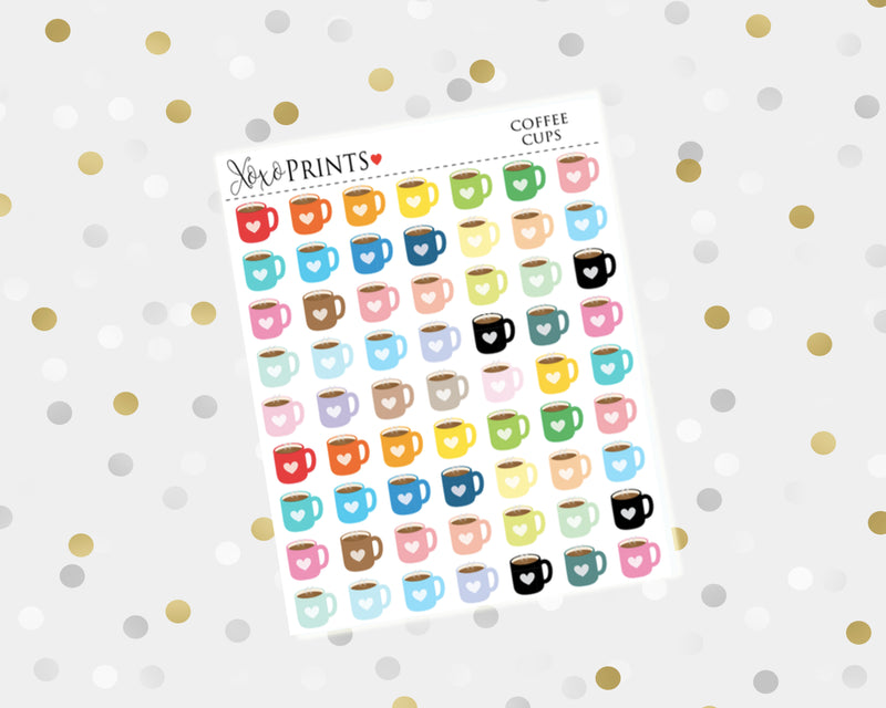 Running Shoes Icon Stickers for the Erin Condren Vertical, Horizontal or Happy Planner