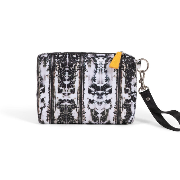 Enigma Medium Clutch-Artist Collection