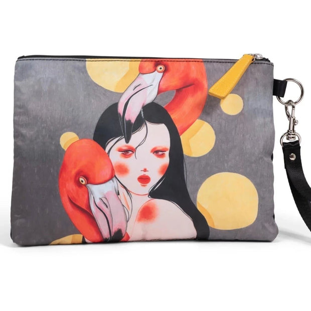 Depth-Large Clutch-Artist Collection