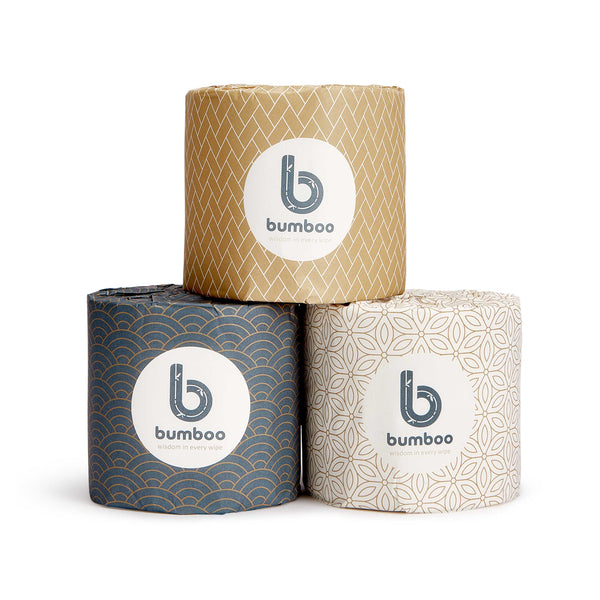 luxury bamboo toilet tissue - 48 extra long rolls