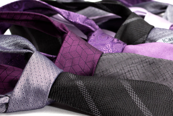J CASSAND FULL KNOT TIE COLLECTION