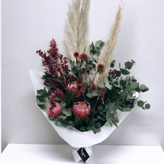 Native Protea Boho Bouquet
