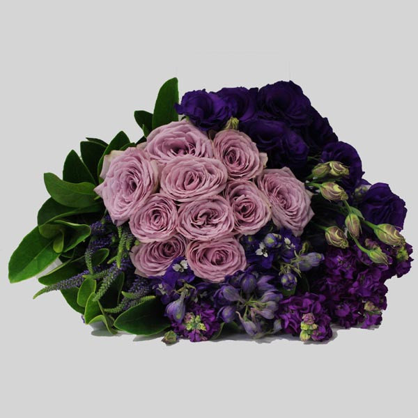 Purple & Mauve Bouquet