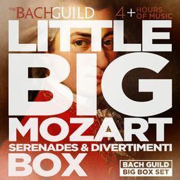 LITTLE BIG MOZART SERENADES AND DIVERTIMENTI BOX (4 HOUR DIGITAL DOWNLOAD)