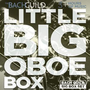 LITTLE BIG OBOE BOX (4 Hour Digital Boxed Set)
