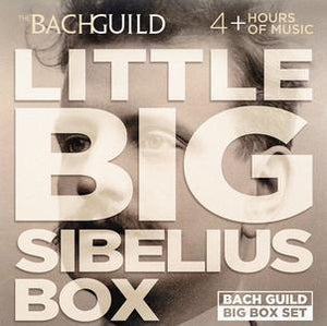LITTLE BIG SIBELIUS BOX (4 Hour Digital Boxed Set)