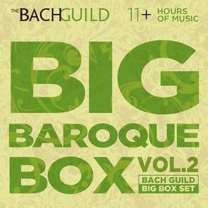 Big Baroque Box, Volume 2 (11 Hour Digital Download Boxed Set)